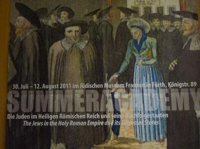 Juden in den Nachfolgestaaten des Heiligen Römischen Reichs