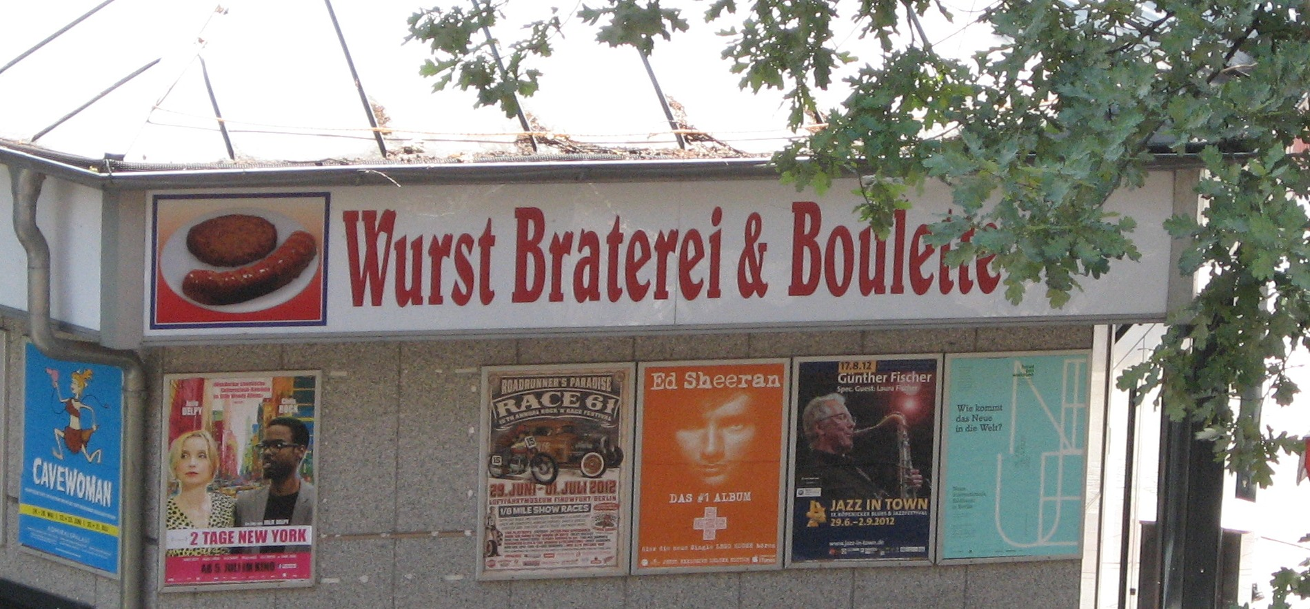 Wurst & Boulette